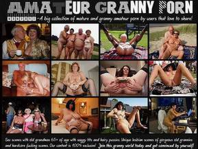 Sex scenes with old grandmas 65+ of age with saggy tits and hairy pussies. Unique lesbian scenes of gorgeous old grannies and hardcore fucking scenes. Our content is 100% exclusive! Join this granny world today and get convinced by yourself!
