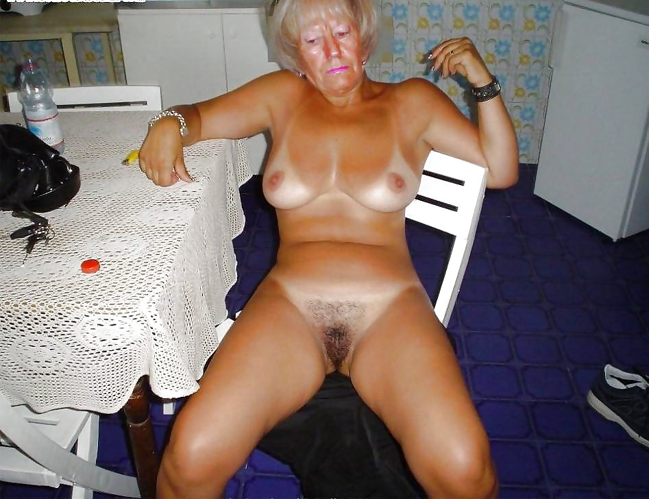 nude grannies Secret photos of