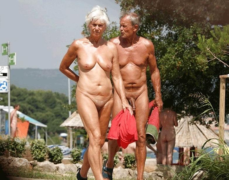 Assured, what granny nudist tumblr