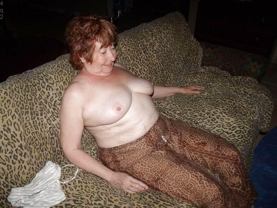 Randy granny porn